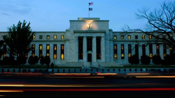 Fed verbietet Banken Eigenhandel mit Wertpapieren