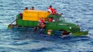 Die Bootsflüchtlinge vor Florida