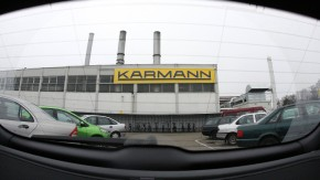 Karmann in Schieflage