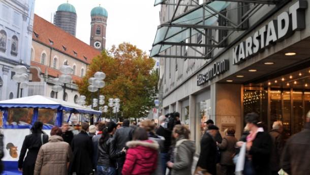 Sechs Karstadt-Häuser schließen