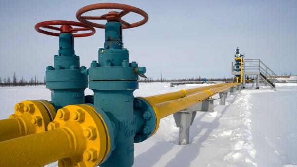 Wie erpressbar ist Deutschland durch Gasprom?