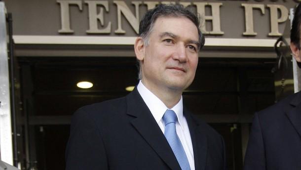 Ehemaliger griechischer Chefstatistiker zu Bewährung verurteilt