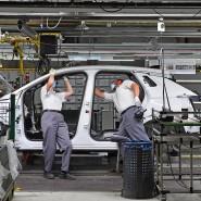 Opel-Produktion in Eisenach