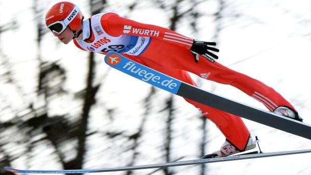 Wellinger gewinnt ersten Weltcup seiner Karriere