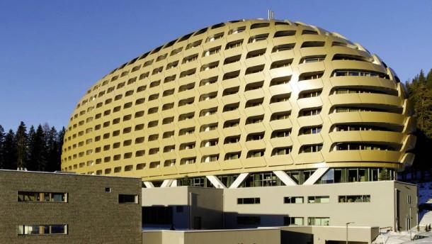 neues luxushotel in davos schon in der klemme goldenes ei. Black Bedroom Furniture Sets. Home Design Ideas