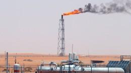 Iranische Ölexporte brechen um mehr als ein Drittel ein
