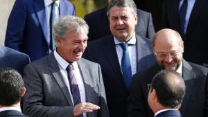 Europas Linke lädt zum Wachstumsgipfel