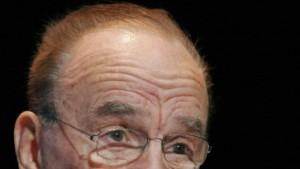 Dow Jones erscheint für Rupert Murdoch zum Greifen nahe