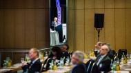 Kämpfen für ihre Altersvorsorge: Unternehmensjuristen, hier bei einem Kongress im vergangenen Jahr