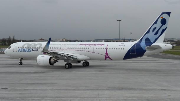 Airbus gibt Toulouse den Vorzug vor Hamburg