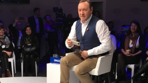 House of Cards in Davos