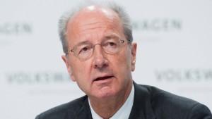 VW-Chefaufseher ließ sich 20 Millionen garantieren