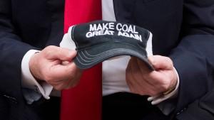 Trumps Hilfen für alte Kohlemeiler abgelehnt