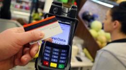 In Europa wird immer weniger mit Bargeld gezahlt