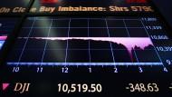 Hochfrequenzhändler können Börsenkrisen verstärken