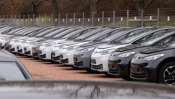 """""""Unsere Elektroautos sind derzeit ratzeputz ausverkauft"""""""