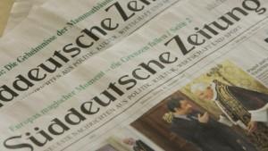 Süddeutsche geht an Medienholding