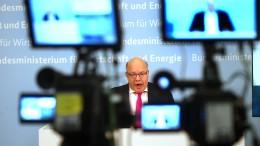 Altmaier stellt Unternehmen eine Neustart-Prämie in Aussicht