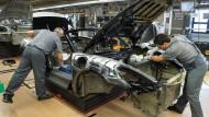 Porsche-Mitarbeiter bekommen 8600 Euro Bonus