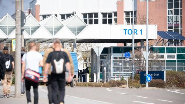 Kurzarbeiter-Welle erfasst deutsche Wirtschaft