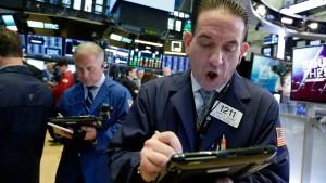 Warum amerikanische Aktien sich kaum bewegen