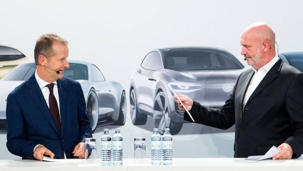 Volkswagen will Machtkampf beenden