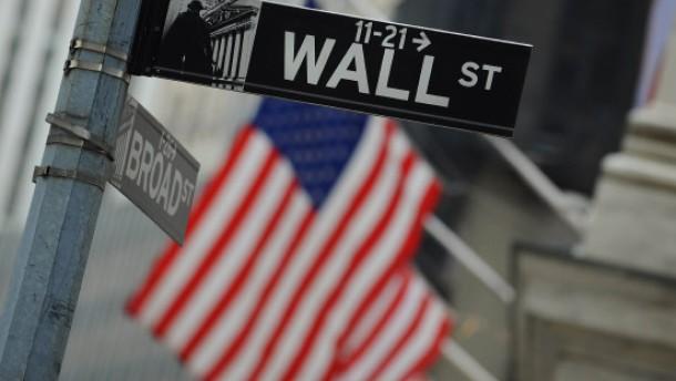 Acht Großbanken im Visier amerikanischer Ermittler