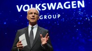 Volkswagen announced, that, in future, English is to be the Group language.