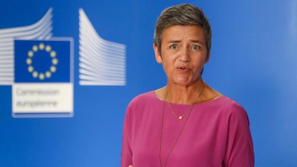 EU-Kommission verhängt Millionenbuße gegen Elektronik-Konzerne