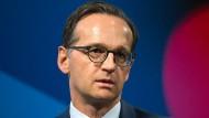 Will ein Kartellrecht für das digitale Zeitalter: Justizminister Heiko Maas
