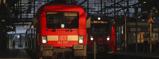 Gibt es bald wieder Streiks bei der Bahn?
