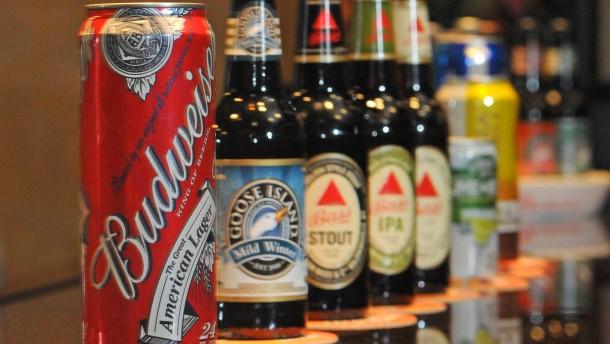 Vorwürfe wegen angeblicher Bier-Verwässerung