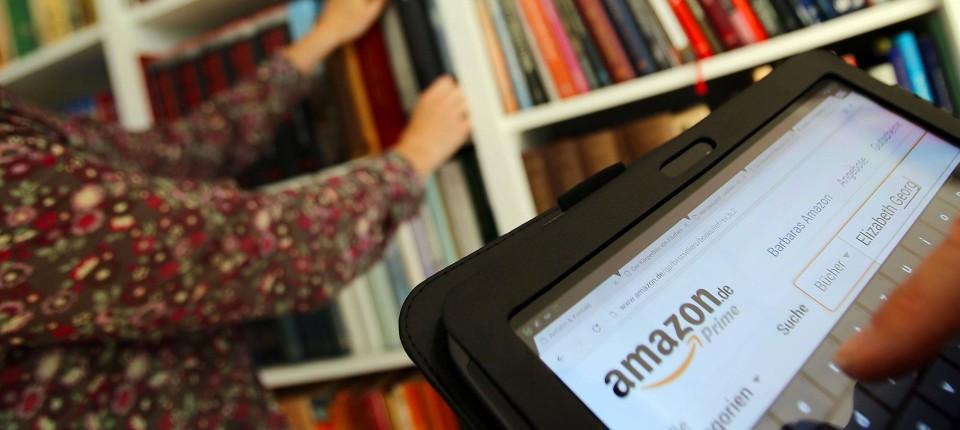 Bgh Amazon Rabattaktion Verstieß Gegen Buchpreisbindung