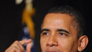 Obama verordnet 90 Prozent weniger Gehalt