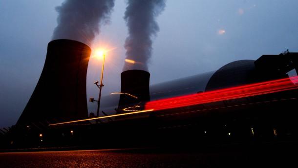 Ausschuss vertagt wichtiges Atomgesetz