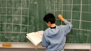Schlechtere Mathe-Noten im G8