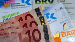 Reserven steigen auf Rekordhöhe von 21,8 Milliarden Euro