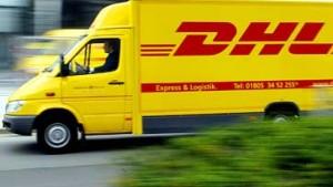 Post versorgt englische Patienten