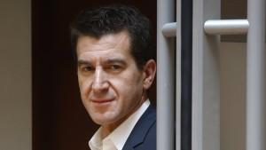 Dieser Banker berät Griechenland