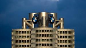 Was macht eigentlich BMW?