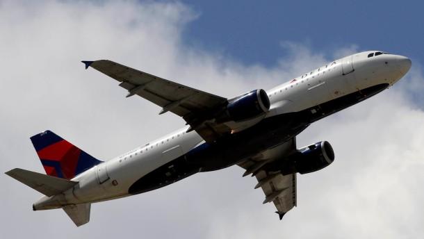 Amerika erlaubt Computerspielen während Flugzeugstarts