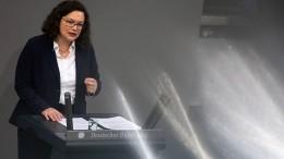 Bundestag stimmt für teures Rentenpaket