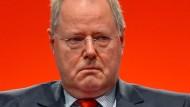 Steinbrück zieht sich aus Bundestag zurück