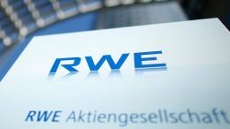 Auf einmal ist die RWE-Aktie wieder attraktiv