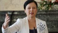 EU-Justizkommissarin Vera Jourová
