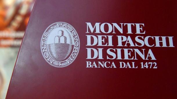 Wie viel Staatshilfe braucht die Monte dei Paschi?