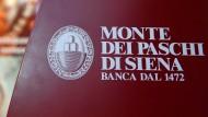 Noch hat die italienische Regierung keinen Antrag auf Genehmigung einer Staatshilfe für die Monte Dei Paschi eingereicht.