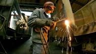 Bahn schließt Werkstätten in Ostdeutschland