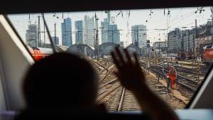 ICE-Tunnel unter Frankfurt soll 3,56 Milliarden Euro kosten