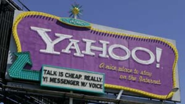 Yahoo-Ausblick schockt Märkte